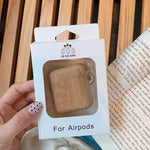 Carbonized Bamboo Case for AirPods