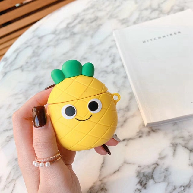 Pineapple Case for AirPods