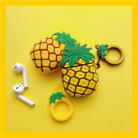 Pineapple AirPods 1 & 2 Case
