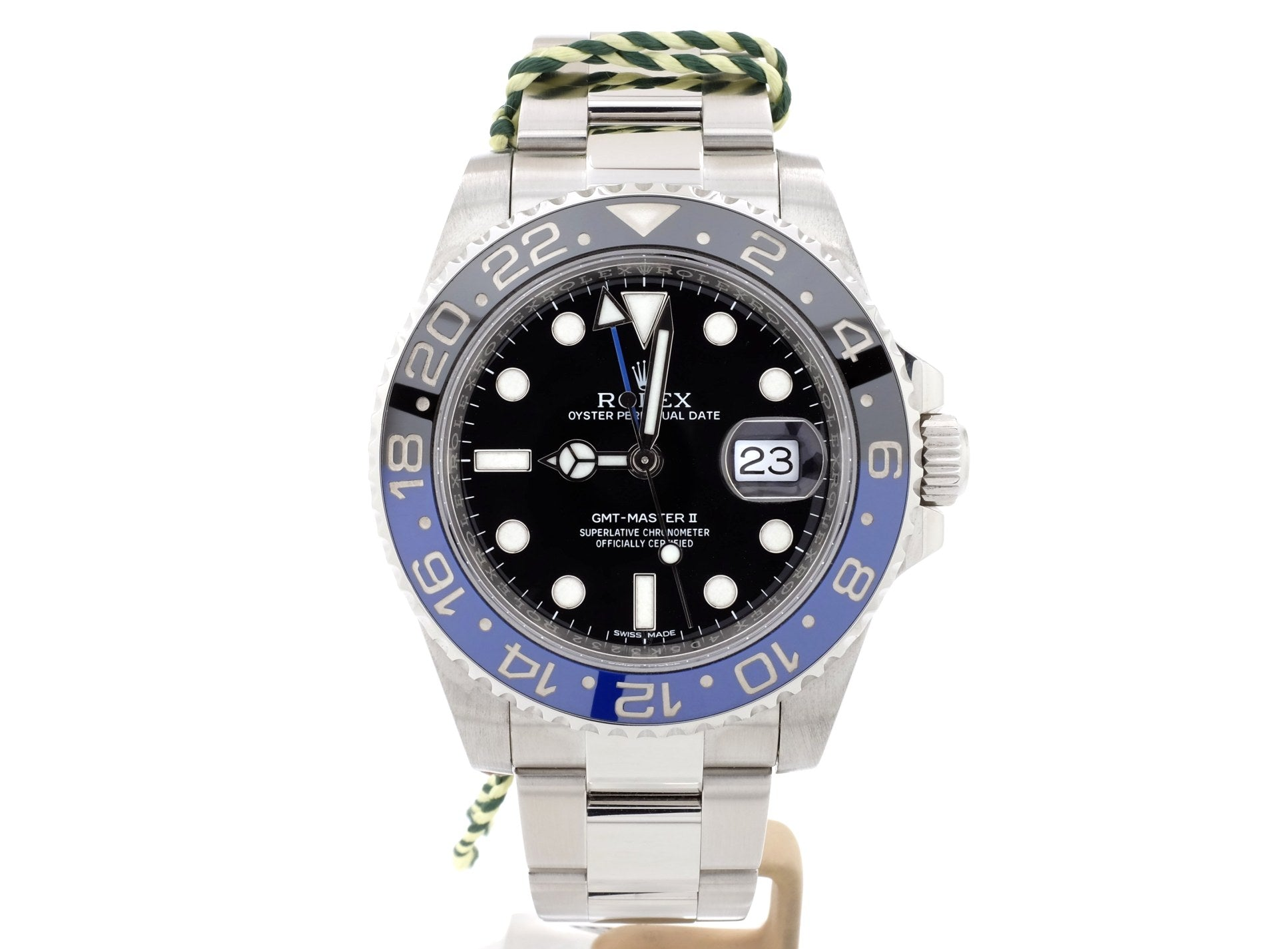 Sought-After Rolex GMT-Master II