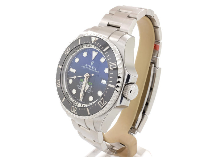 2014 Rolex DEEPSEA 116660 'James Cameron' Challenger Edition with D-Blue Dial
