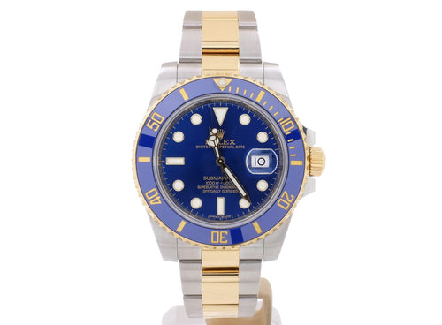 Stunning 2013 Rolex SUBMARINER DATE Model Ref 116613LB