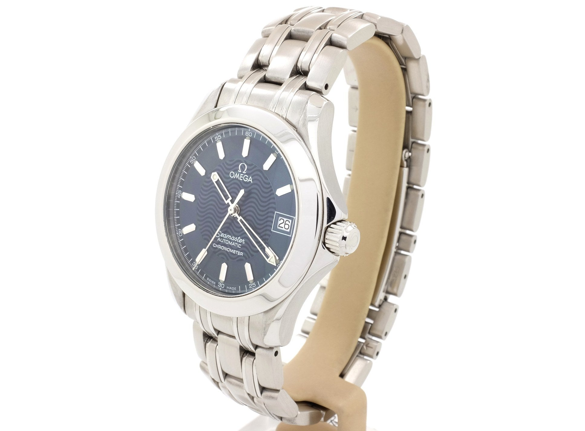 Affordable 36mm Omega SEAMASTER Model 25018100