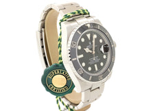 Load image into Gallery viewer, 40mm 2016 Ceramic-Bezel Rolex SUB DATE 116610LN — MINT, UNWORN!