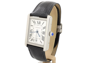 2017 Cartier TANK SOLO XL Model 3800 in Fantastic Condition