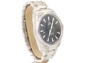41.5mm 2016 Omega AQUA TERRA 150M CO-AXIAL 23110422101004 *Golf Edition*