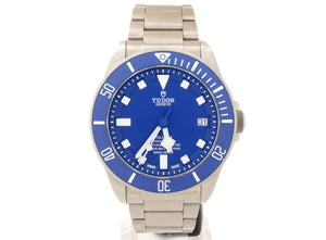 2017 42mm Tudor PELAGOS 500M Diver's Watch Model 25600TB
