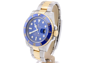 Rolex Gorgeousness! SUBMARINER DATE Model 116613LB in Very Good Condition