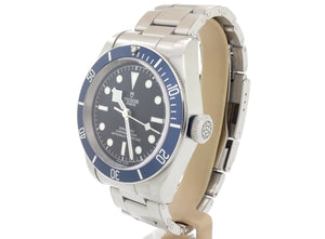 Mint Condition 2017 Tudor BLACK BAY 79230B with Gorgeous Khaki-Blue Bezel