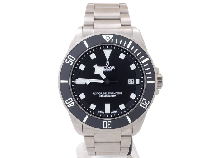 Mint Condition *TITANIUM* 2014 Tudor PELAGOS 25500TN