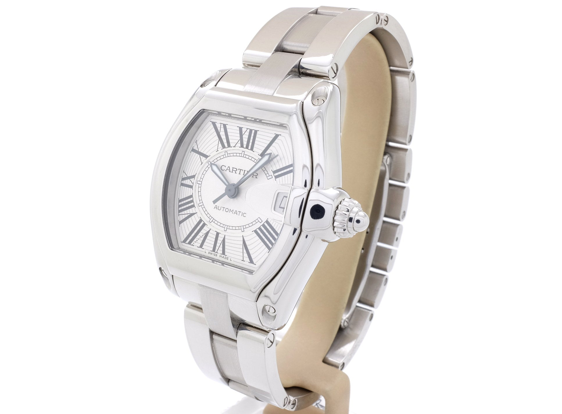 Excellent Condition Cartier ROADSTER model 2510