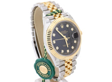 Load image into Gallery viewer, Steel & 18-ct Gold Rolex 'DATEJUST 41' 126233 with Original Diamond-Dot Dial