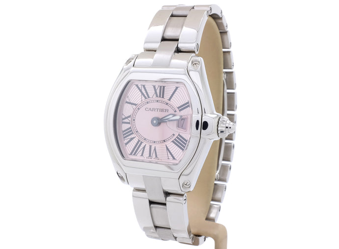 32mm (Mid-Size) Ladies' Quartz Cartier ROADSTER Model 2675