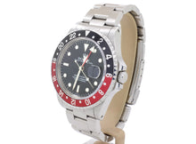 Load image into Gallery viewer, Coke-Bezel Rolex GMT-MASTER II Model 16710 in Superb Condition!