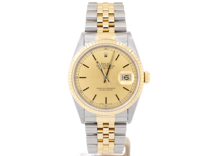 Stunning Example of a Rolex DATEJUST 16233!