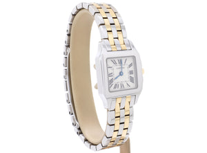 Ladies' Cartier Santos Demoiselle Model 2698 — Diminutive, Exquisite, Elegant!