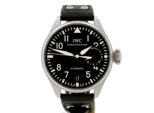 BIG and Stylish IWC BIG Pilot's Watch (Große Fliegeruhr) Model IW500401 in Excellent Condition