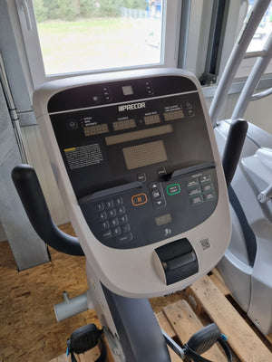 PRECOR R835 Recumbent Bike Liege Fahrrad Ergometer Cardio Training Fitness