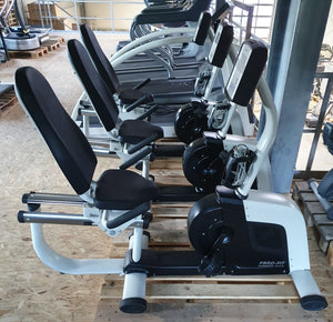 Ergo Fit 4000 Recline Recumbent Bike Liege Fahrrad Ergometer Fitness Studio Gym