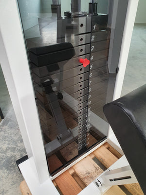 SCHNELL Beinpresse Leg Press Fitness Studio Gym