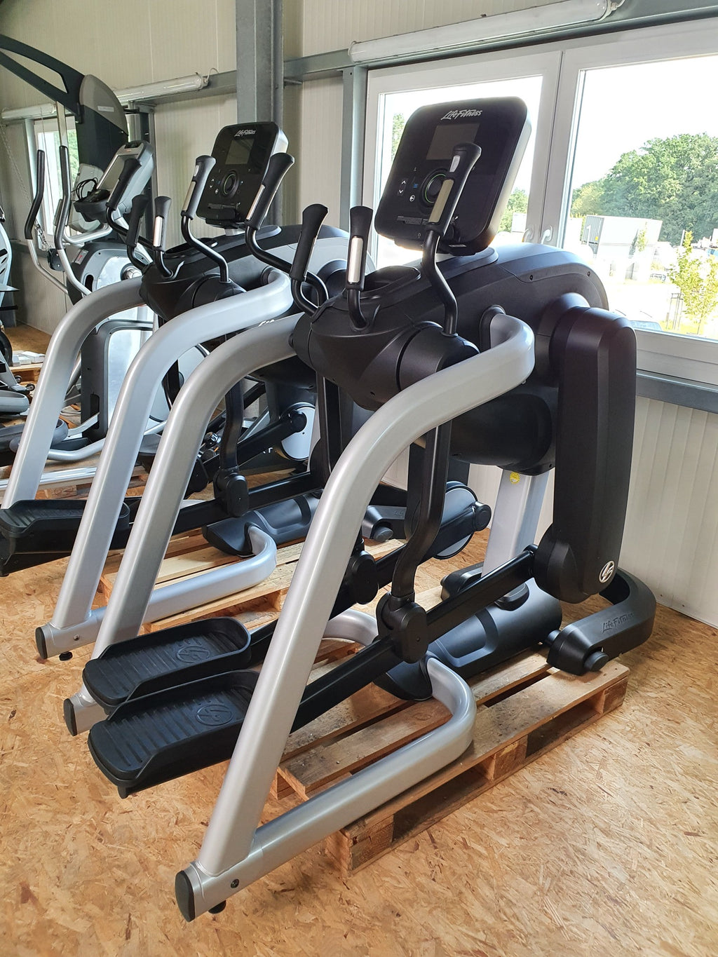 Life Fitness Flex Strider Crosstrainer Cross Trainer Crosser Fitness Gym