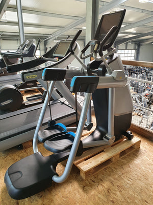 PRECOR AMT 885 Adaptive Motion Cross Trainer mit P82 Konsole *NEU* Fitness Gym