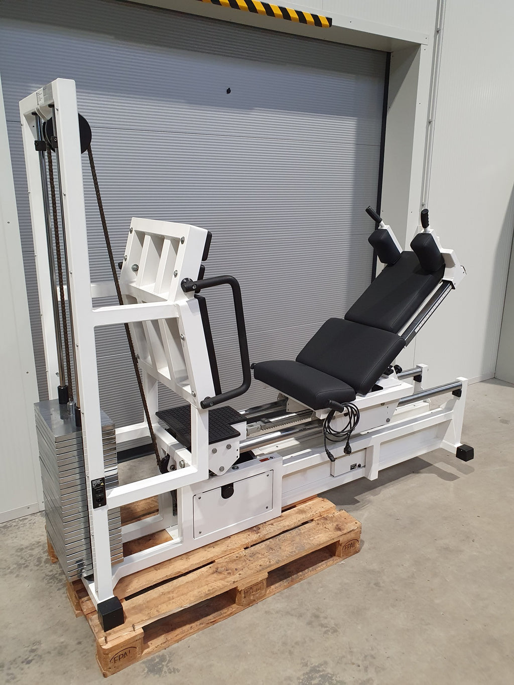 TECHNOGYM ISOTONIC LINE Super Executive Bein Presse Leg Press Fitness Studio Gym