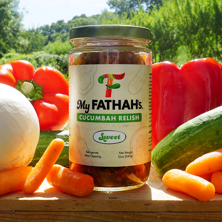 Sweet Cucumbah Relish Sample Pack