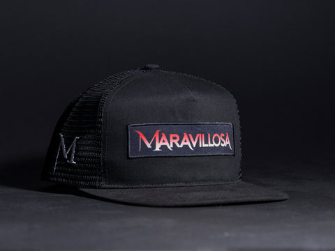 Maravillosa Snap Back Red Screen