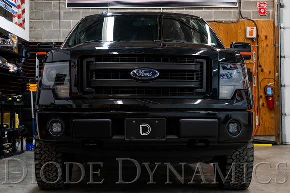 2007-2014 Ford F150 Diode Dynamics SS3 fog light kit SAE/DOT LED Pod (Pair)
