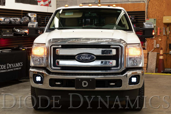 SS3 LED Fog Light Kit for 2011-2016 Ford Super Duty F-250/F-350