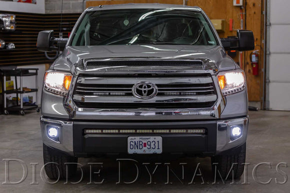 2014-2020 Toyota Tundra Diode Dynamics SS3 fog light kit SAE/DOT LED Pod (Pair)