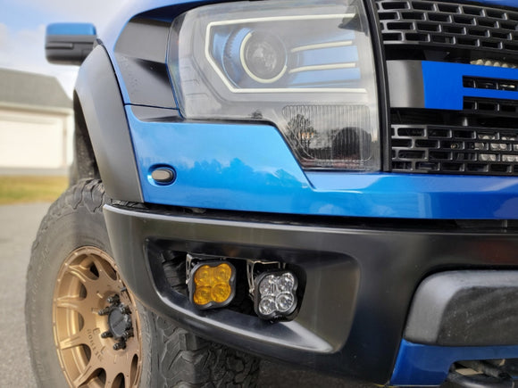 2010-2014 Ford Raptor Fog Light Kit Stage Series 3