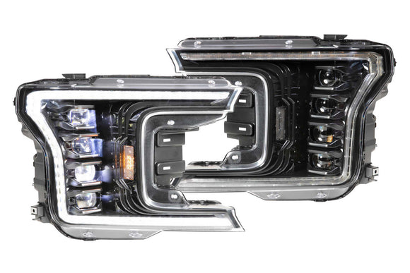 FORD F150 (18+): XB LED HEADLIGHTS (Gen 2)
