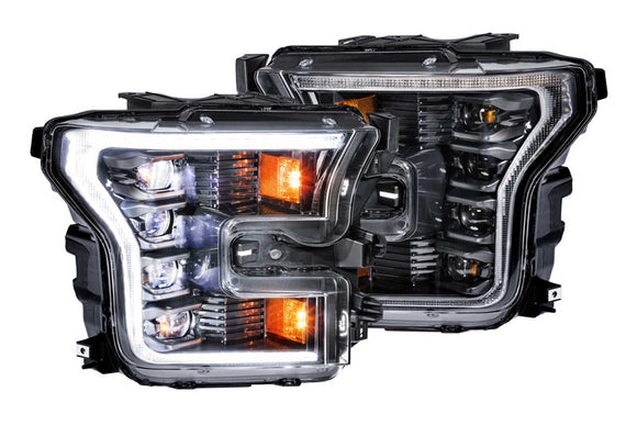 FORD F150 (15-17): XB LED HEADLIGHTS (Gen 2)