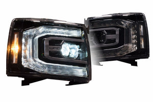 CHEVROLET SILVERADO (07-13): XB LED HEADLIGHTS