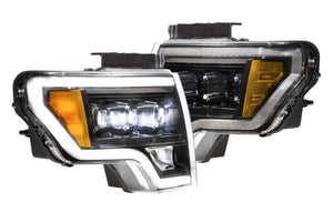 FORD F150 (09-14): XB LED HEADLIGHTS