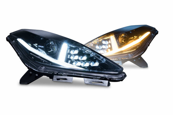 CHEVROLET CORVETTE (14-19): XB LED HEADLIGHTS