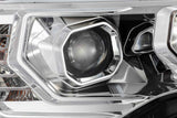 TOYOTA 4RUNNER (14-20): ALPHAREX LUXX HEADLIGHTS