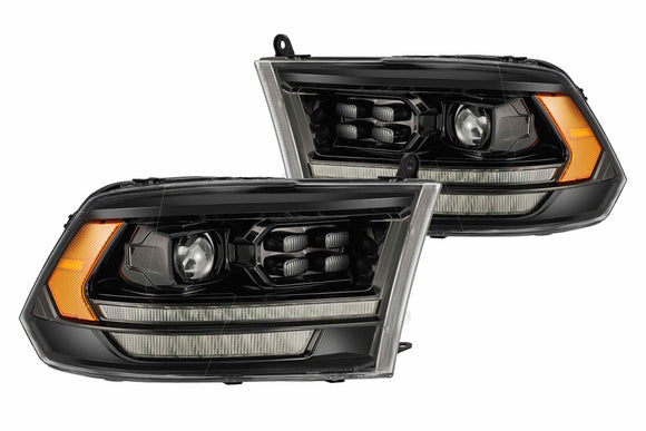 DODGE RAM (09-18): ALPHAREX PRO HEADLIGHTS
