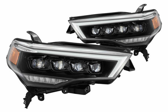 TOYOTA 4RUNNER (14-20): ALPHAREX NOVA HEADLIGHTS