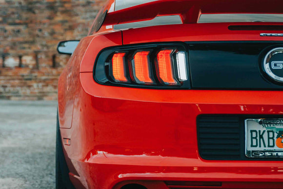 FORD MUSTANG (10-12): MORIMOTO FACELIFT XB LED TAILS
