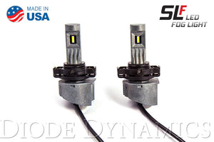 5202/PSX24W SLF LED Cool White Pair Diode Dynamics