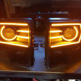 OEM HID SENT IN Retrofit Options with Projector Upgrade  (2013-2014 F150)