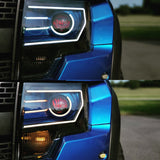 OEM HID Sent In Retrofit Options without Projector Upgrade  (2009-2014 F150)