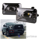 4.5inch LED Fog lamp For Ford F150 2015+ F-250 F-350 F-450 Super Duty 2017+ Direct Replacement