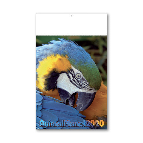 139 Calendario Animali - Grafiche Sigem