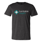 Turntable Health • unisex crew tee