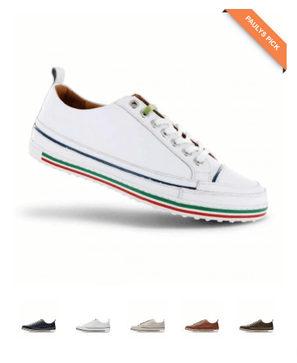 Pauly's Picks Monterosso Golf Shoes