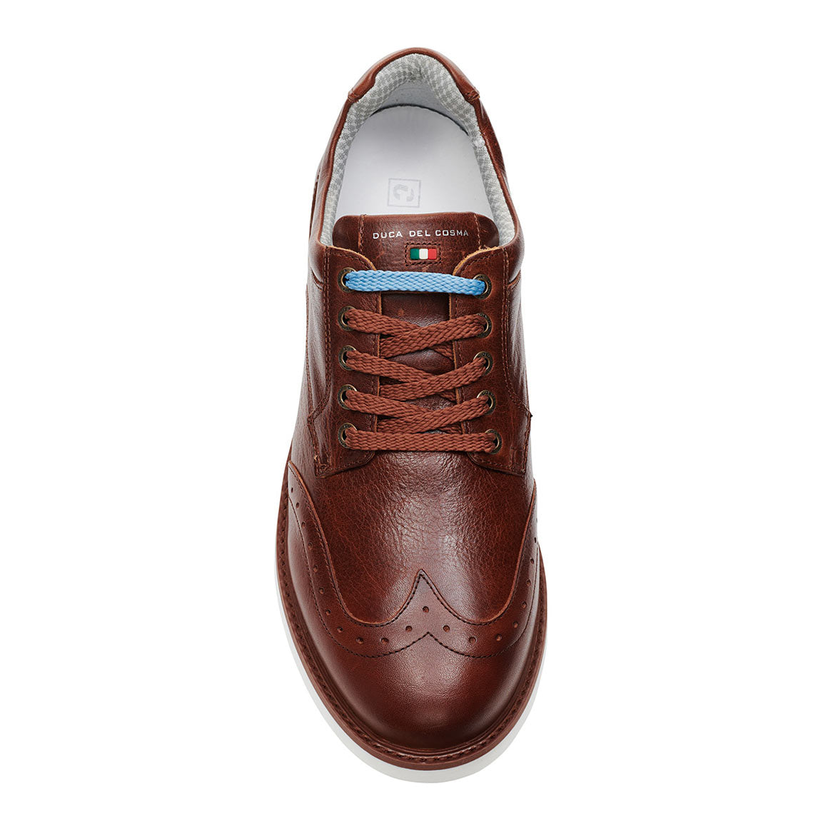 Men's Eldorado Cognac Golf Shoe